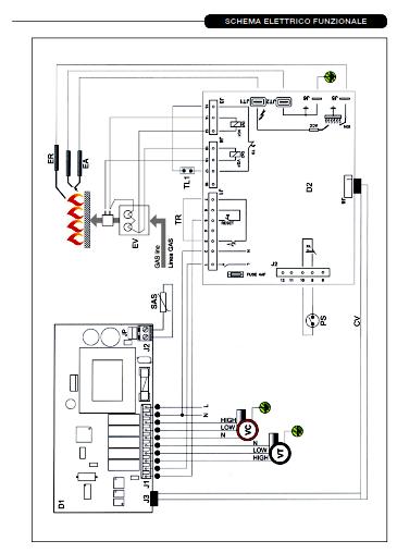 Schema Elettrico Funzionale : Poster sp hidropoint